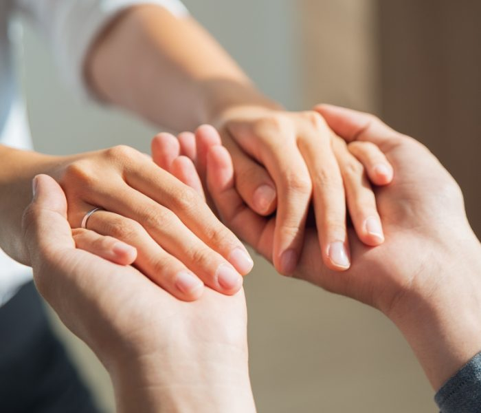 Stretching per mani elastiche e scattanti