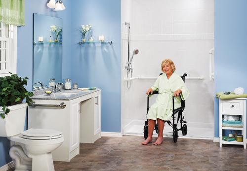 Come arredare il bagno per disabili